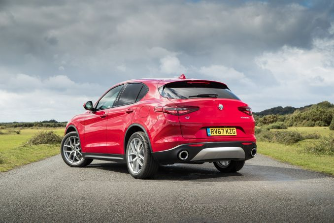 Image 2: Alfa Romeo Stelvio Estate 2.0 Turbo 200 Super 5dr Auto