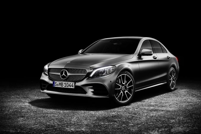 Video Review: Mercedes-Benz C Class Diesel Saloon C200d AMG Line Edition Premium 4dr Auto