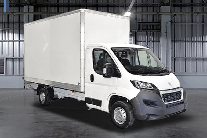 Video Review: Peugeot Boxer 335 L4 Diesel 2.0 Bluehdi Luton 160PS Plus