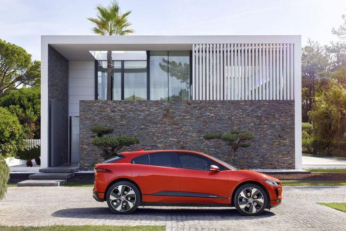 Image 2: Jaguar I-Pace Estate 294KW EV400 S 90KWH 5dr Auto