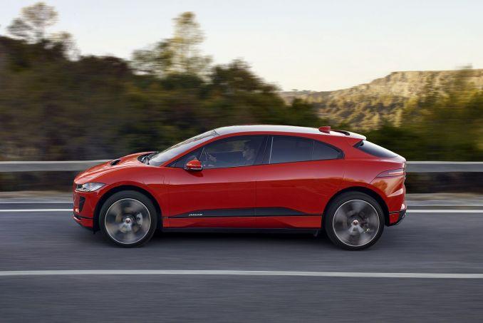 Image 5: Jaguar I-Pace Estate 294KW EV400 SE 90KWH 5dr Auto