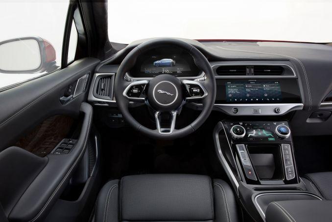 Image 3: Jaguar I-Pace Estate 294KW EV400 S 90KWH 5dr Auto