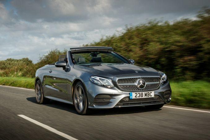 Image 3: Mercedes-Benz E Class Cabriolet E300 AMG Line Premium 2dr 9G-Tronic