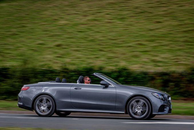 Image 4: Mercedes-Benz E Class Cabriolet E300 AMG Line Premium 2dr 9G-Tronic