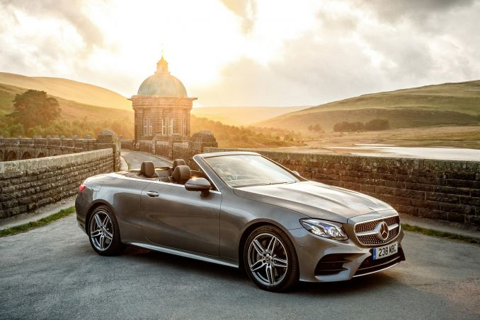 Video Review: Mercedes-Benz E Class Cabriolet E300 AMG Line Premium 2dr 9G-Tronic