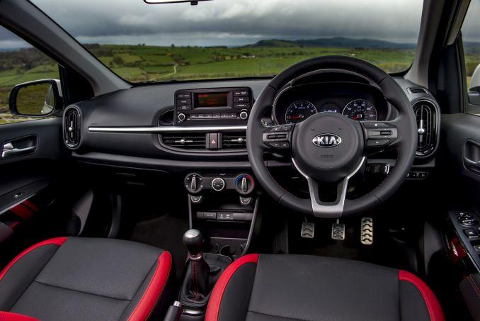 Image 5: KIA Picanto Hatchback 1.0T GDI GT-Line 5dr