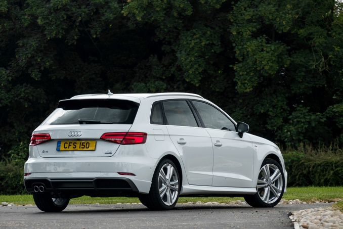 Video Review: Audi A3 Sportback 35 Tfsi Black Edition 5dr S Tronic [tech Pack]