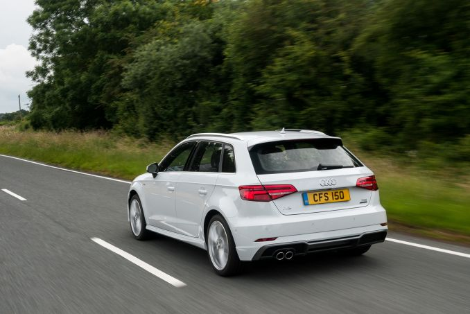 Image 3: Audi A3 Diesel Sportback 35 TDI S Line 5dr S Tronic