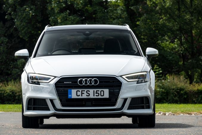 Image 4: Audi A3 Diesel Sportback 35 TDI S Line 5dr S Tronic