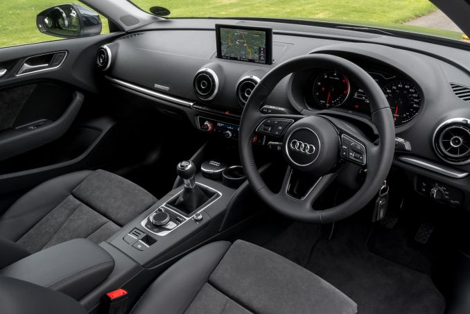 Image 5: Audi A3 Diesel Sportback 35 TDI S Line 5dr S Tronic