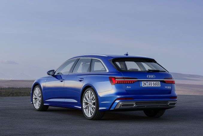 Video Review: Audi A6 Diesel Avant 40 TDI Sport 5dr S Tronic