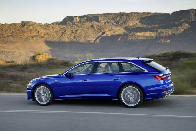 Image 3: Audi A6 Diesel Avant 40 TDI Quattro Black Edition 5dr S Tronic [tech]