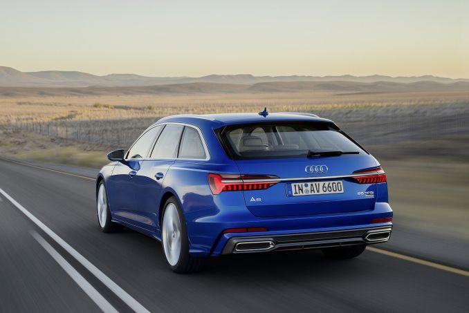 Image 4: Audi A6 Diesel Avant 40 TDI Quattro Black Edition 5dr S Tronic [tech]