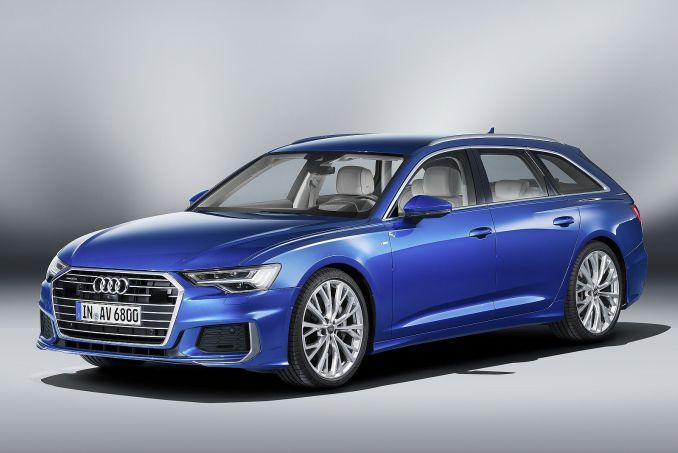 Image 5: Audi A6 Diesel Avant 40 TDI Quattro Black Edition 5dr S Tronic [tech]