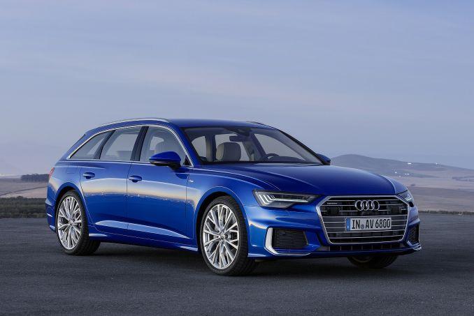 Video Review: Audi A6 Diesel Avant 40 TDI S Line 5dr S Tronic [tech Pack]