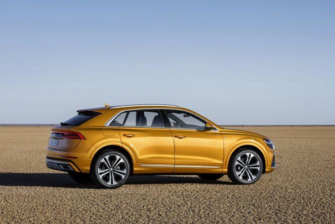 Image 2: Audi Q8 Diesel Estate 50 TDI Quattro S Line 5dr Tiptronic