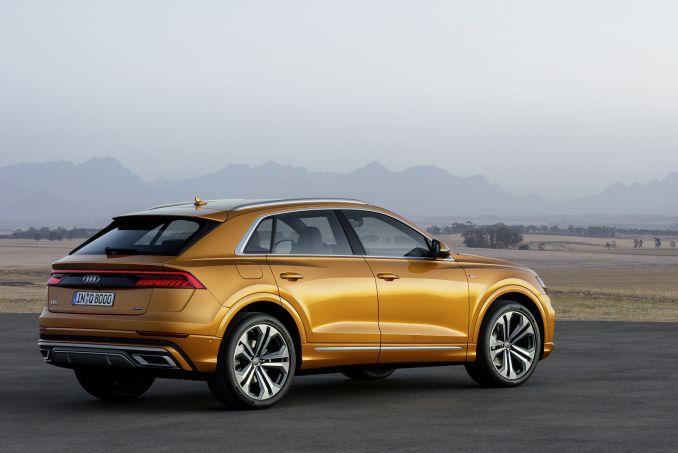 Image 3: Audi Q8 Diesel Estate 50 TDI Quattro S Line 5dr Tiptronic