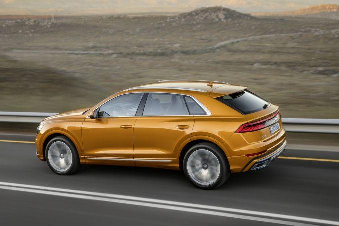 Image 5: Audi Q8 Diesel Estate 50 TDI Quattro S Line 5dr Tiptronic