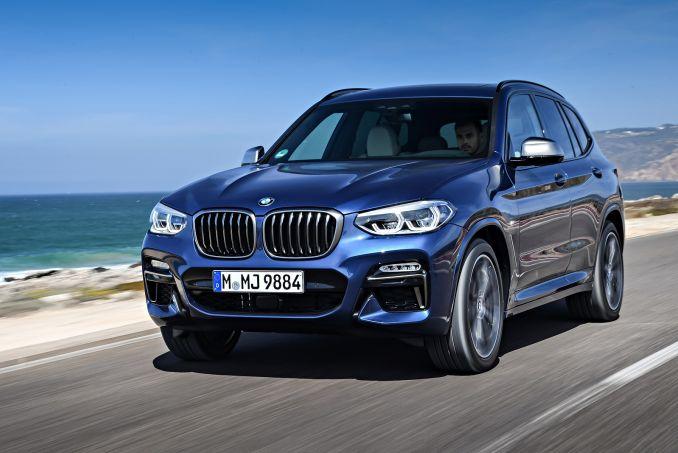 Image 4: BMW X3 Diesel Estate Xdrive20d M Sport 5dr Step Auto