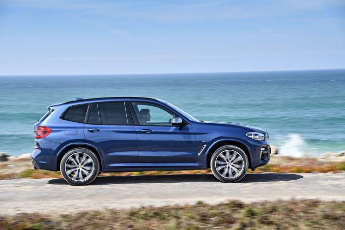 Image 6: BMW X3 Diesel Estate Xdrive20d M Sport 5dr Step Auto