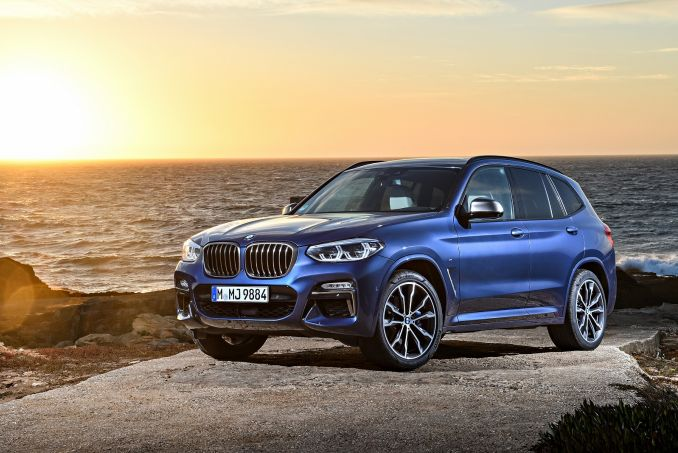 Video Review: BMW X3 Diesel Estate Xdrive20d M Sport 5dr Step Auto