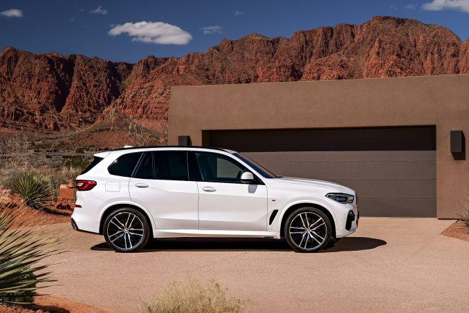 Image 3: BMW X5 Diesel Estate Xdrive30d M Sport 5dr Auto