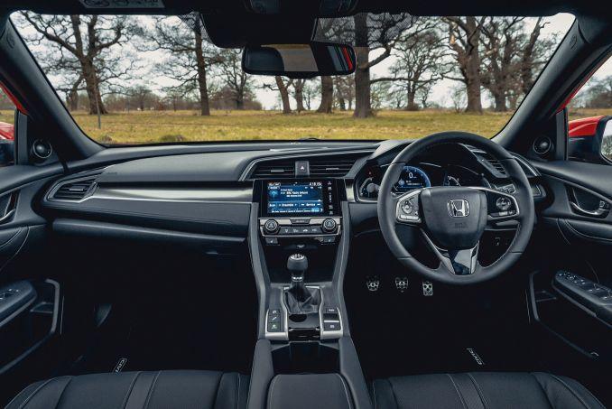 Image 2: Honda Civic Hatchback 1.0 Vtec Turbo 126 SE 5dr