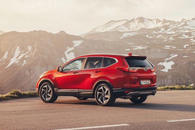 Image 6: Honda CR-V Estate 2.0 I-MMD Hybrid SE 2WD 5dr Ecvt