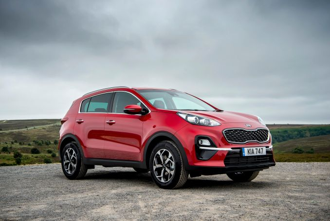 Video Review: KIA Sportage Diesel Estate 1.6 Crdi 48V ISG 4 5dr DCT Auto