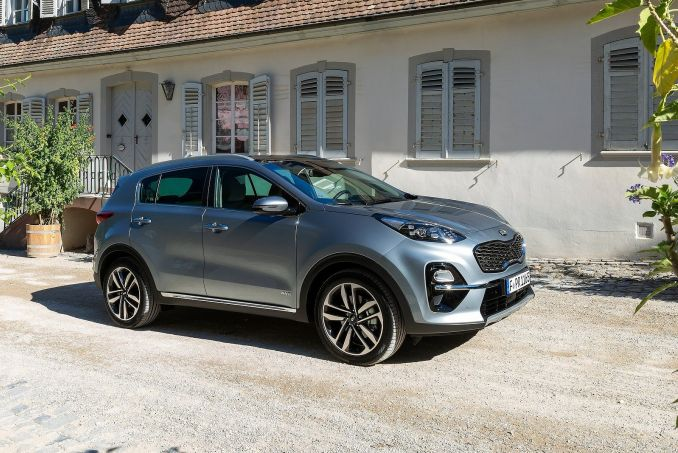 Video Review: KIA Sportage Estate Special Edition 1.6 GDI ISG Platinum Edition 5dr