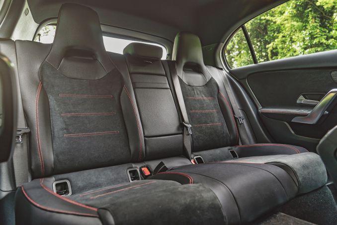 Image 5: Mercedes-Benz A Class Diesel Hatchback A180d Sport Executive 5dr