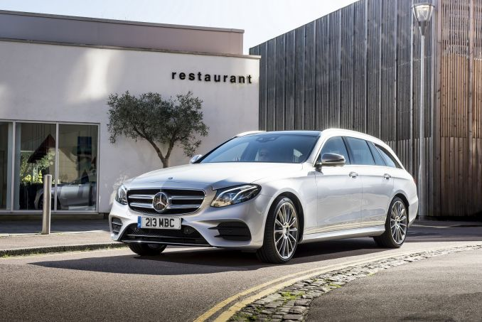 Video Review: Mercedes-Benz E Class Diesel Estate E220d SE 5dr 9G-Tronic