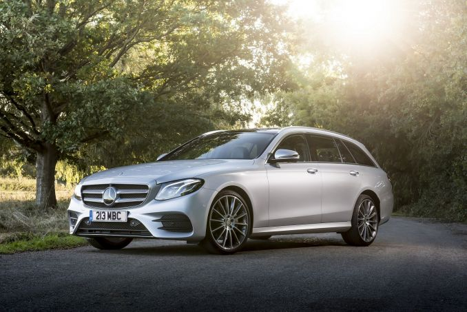 Video Review: Mercedes-Benz E Class Diesel Estate E220d AMG Line Night Edition 5dr 9G-Tronic