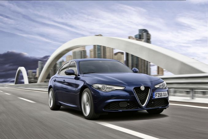 Video Review: Alfa Romeo Giulia Saloon 2.0 TB Super 4dr Auto