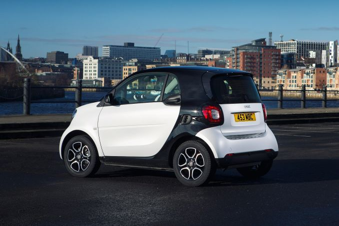 Image 2: Smart Fortwo Electric Coupe 60KW EQ Prime Premium 17KWH 2dr Auto [22kwch]