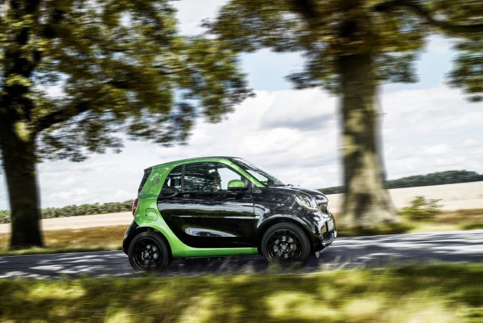 Image 6: Smart Fortwo Electric Coupe 60KW EQ Prime Premium 17KWH 2dr Auto [22kwch]