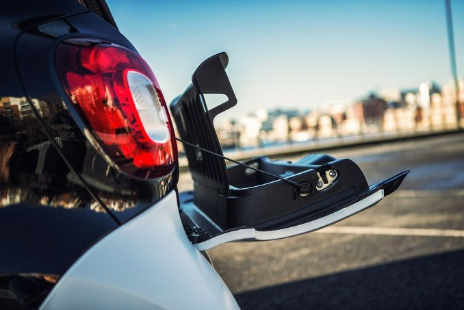 Image 4: Smart Fortwo Electric Coupe 60KW EQ Prime Premium 17KWH 2dr Auto [22kwch]