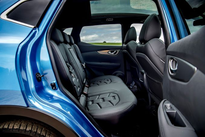 Image 5: Nissan Qashqai Hatchback Special Editions 1.5 DCI [115] N-Motion 5dr