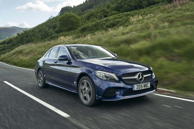 Image 4: Mercedes-Benz C Class Diesel Saloon C200d AMG Line Edition Premium 4dr Auto