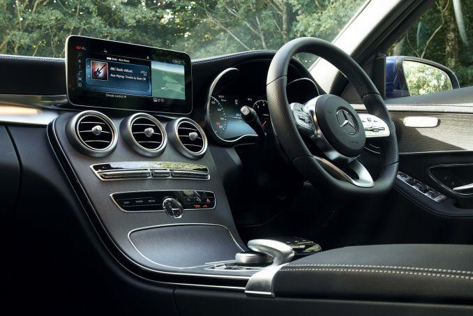 Image 3: Mercedes-Benz C Class Diesel Saloon C300de Sport Edition 4dr 9G-Tronic