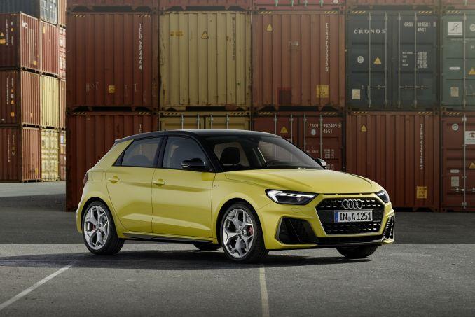 Image 4: Audi A1 Sportback 30 Tfsi Sport 5dr S Tronic