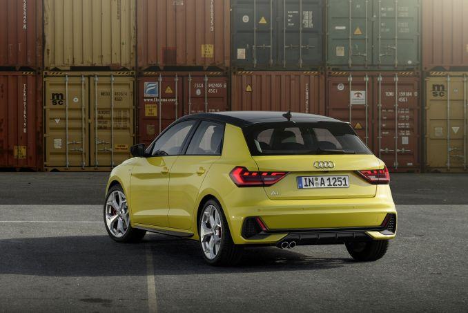 Image 5: Audi A1 Sportback 30 Tfsi Sport 5dr S Tronic