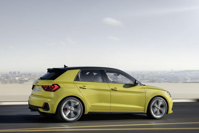 Image 6: Audi A1 Sportback 30 Tfsi Sport 5dr S Tronic