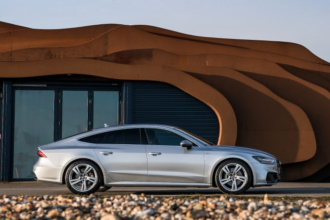 Video Review: Audi A7 Sportback 55 Tfsi Quattro Sport 5dr S Tronic [comfort+sound]