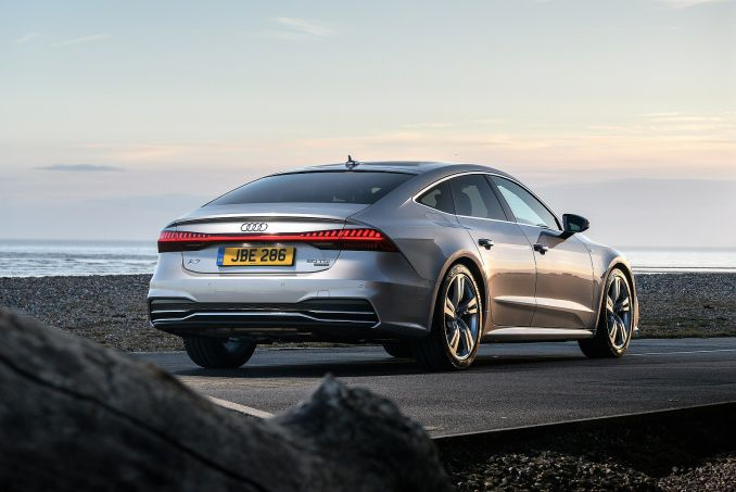 Image 3: Audi A7 Diesel Sportback 40 TDI S Line 5dr S Tronic