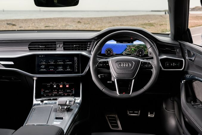 Image 4: Audi A7 Diesel Sportback 40 TDI S Line 5dr S Tronic