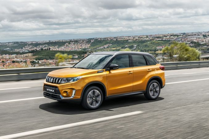 Video Review: Suzuki Vitara Estate 1.4 Boosterjet SZ-T 5dr