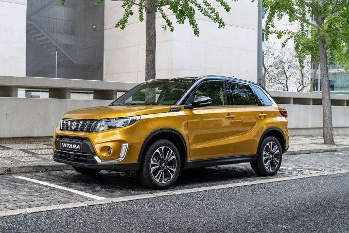 Video Review: Suzuki Vitara Estate 1.0 Boosterjet SZ-T 5dr