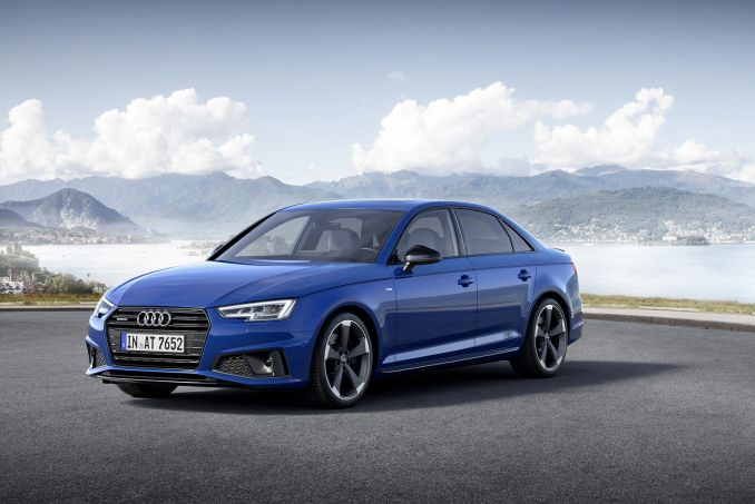 Video Review: Audi A4 Diesel Saloon 35 TDI Black Edition 4dr S Tronic