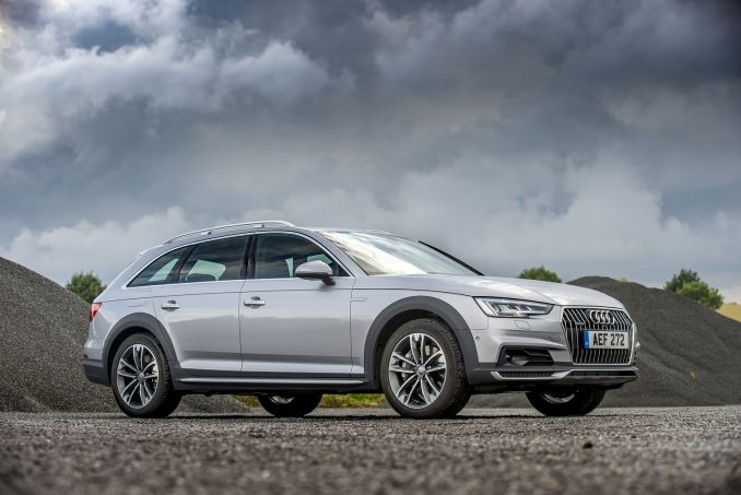 Video Review: Audi A4 Allroad Estate 45 Tfsi Quattro Sport 5dr S Tronic